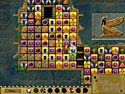 in-game screenshot : Jewels of Cleopatra (pc) - Puzzling hidden tombs and catacombs!