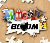 Jigsaw Boom 2 Game Featured Image