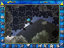 in-game screenshot : Jigsaw Deluxe (og) - This jigsaw has no missing pieces!