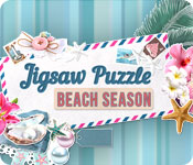 Jigsaw Puzzle Beach Season