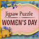 Jigsaw Puzzle Women's Day Game