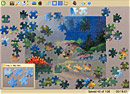 Jigsaws Galore Game Screenshot 1