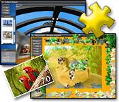Jigs@w Puzzle 2 screenshot