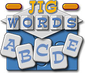 Jig Words - Featured Game!