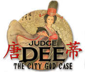 Judge Dee: The City God Case Game Featured Image