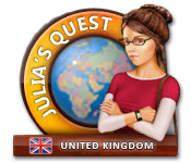 Julia's Quest: United Kingdom Game Featured Image