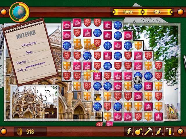 Gra Julia's Quest: United Kingdom Gra Bezpłatne