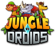 Jungle vs. Droids Game Featured Image