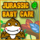 Free online games - game: Jurassic Baby Care