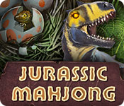 Jurassic Mahjong Game Featured Image