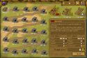 in-game screenshot : Kaban Sprint (og) - Help Kaban Sprint through each level!