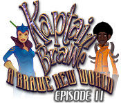 Kaptain Brawe: A Brawe New World – Episode II Walkthrough