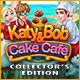 Katy and Bob: Cake Cafe Collector's Edition Game