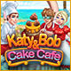 New computer game Katy and Bob: Cake Cafe