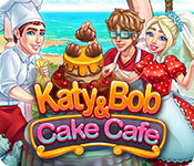 Katy and Bob: Cake Cafe Game