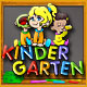 Free online games - game: Kindergarten