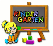 Kindergarten Feature Game