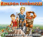 Kingdom Chronicles Collector's Edition Game Featured Image