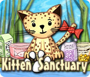 Kitten Sanctuary Game Featured Image