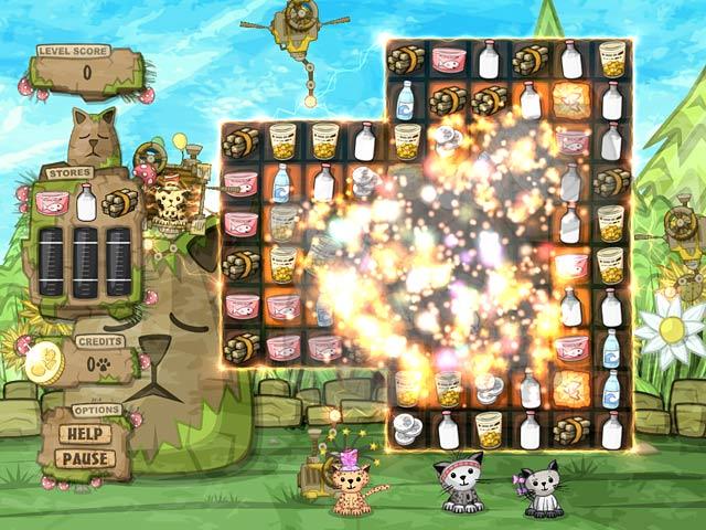 Gra Kitten Sanctuary Gra Bezpłatne