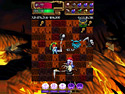 in-game screenshot : Knightfall: Death and Taxes (pc) - Help Knight and Princess earn gold!