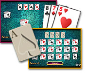 Download LaBelle Lucie Solitaire Game