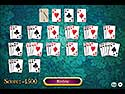 Screenshot: LaBelle Lucie Solitaire Game