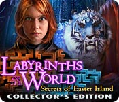 Labyrinths of the World: Secrets of Easter Island Collector's Edition for Mac Game
