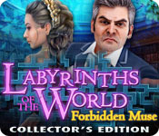 Labyrinths of the World: Forbidden Muse Collector's Edition Game Featured Image