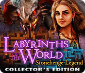 Labyrinths of the World: Stonehenge Legend Collector's Edition Game Featured Image