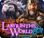 Labyrinths of the World: Stonehenge Legend for Mac Game