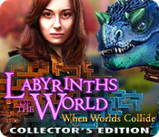 Labyrinths of the World: When Worlds Collide Collector's Edition Game Featured Image