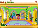 in-game screenshot : La Casa De Dora (pc) - Learn Spanish, math, and music from Dora!