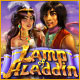 Free online games - game: Lamp of Aladdin
