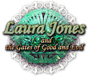 Large icon of Laura Jones and the Gates of Good and Evil