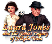 Laura Jones and the Secret Legacy of Nikola Tesla Game Featured Image