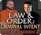 Law & Order Criminal Intent 2 - Dark Obsession - Featured Game!