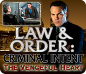 Law&Order - The Vengeful Heart Feature Game