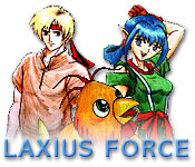 Laxius Force Game Featured Image