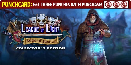 League of Light: Edge of Justice Collector's Edition