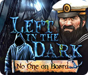 Left in the Dark: No One on Board Game Featured Image
