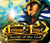 Legend of Egypt: Jewels of the Gods Game Featured Image
