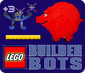 LEGO Builder Bots Feature Game