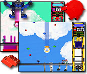 LEGO Builder Bots Game