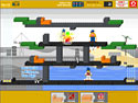 in-game screenshot : LEGO Fever (pc) - Battle the forces of boredom.