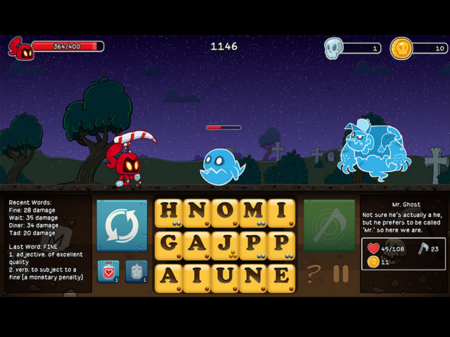 Download Pc Game Letter Quest Remastered