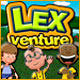 Lex Venture: A Crossword Caper Game