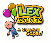 Buy PC games online, download : Lex Venture: A Crossword Caper