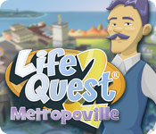 Life Quest 2: Metropoville Walkthrough