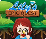 Lily's Epic Quest Game Featured Image